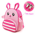 OEM  Kindergarten School Bag Child Fashion Soft Leisure Branded Backpack Kids School Bags Made In China