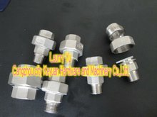 Stainless steel pipe fitting 304/316 Elbow fittings/UNION