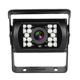 Ip68 Waterproof Wide Angle Audio School Bus Rear View Camera