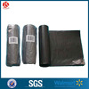 disposable HDPE / LDPE white / black plastic garbage / trash / rubbish / refuse bag on roll
