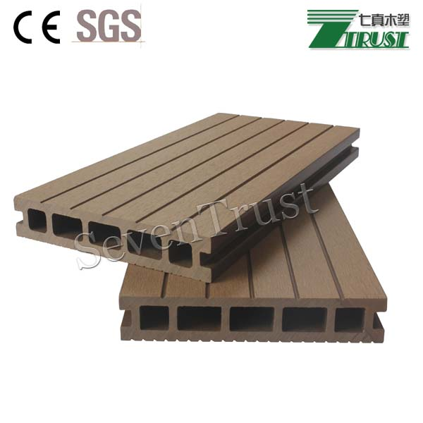 Raised Decking Kits, WPC decking, outdoor composite flooring