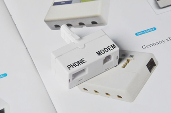 made in china/customization uk splitter/filter/vdsl connection