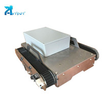 Low cost atv vehicle tracking system small track chassis