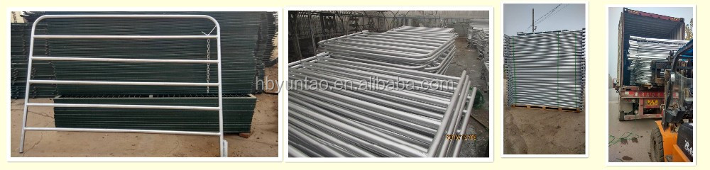 fencing mesh china supplier cattle panels galvanized farm field fence