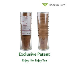 New Trend in Tea Industry Cup Tea Chinese Famous Pu'er Tea Provide Customized Services