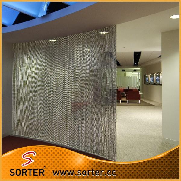 Home decor wholesale restaurant curtain room dividers