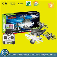 Professional Drone remote control helicopter toys 4-Axis Sky Hawkeye RC Quadcopter kit with camera and WIFI
