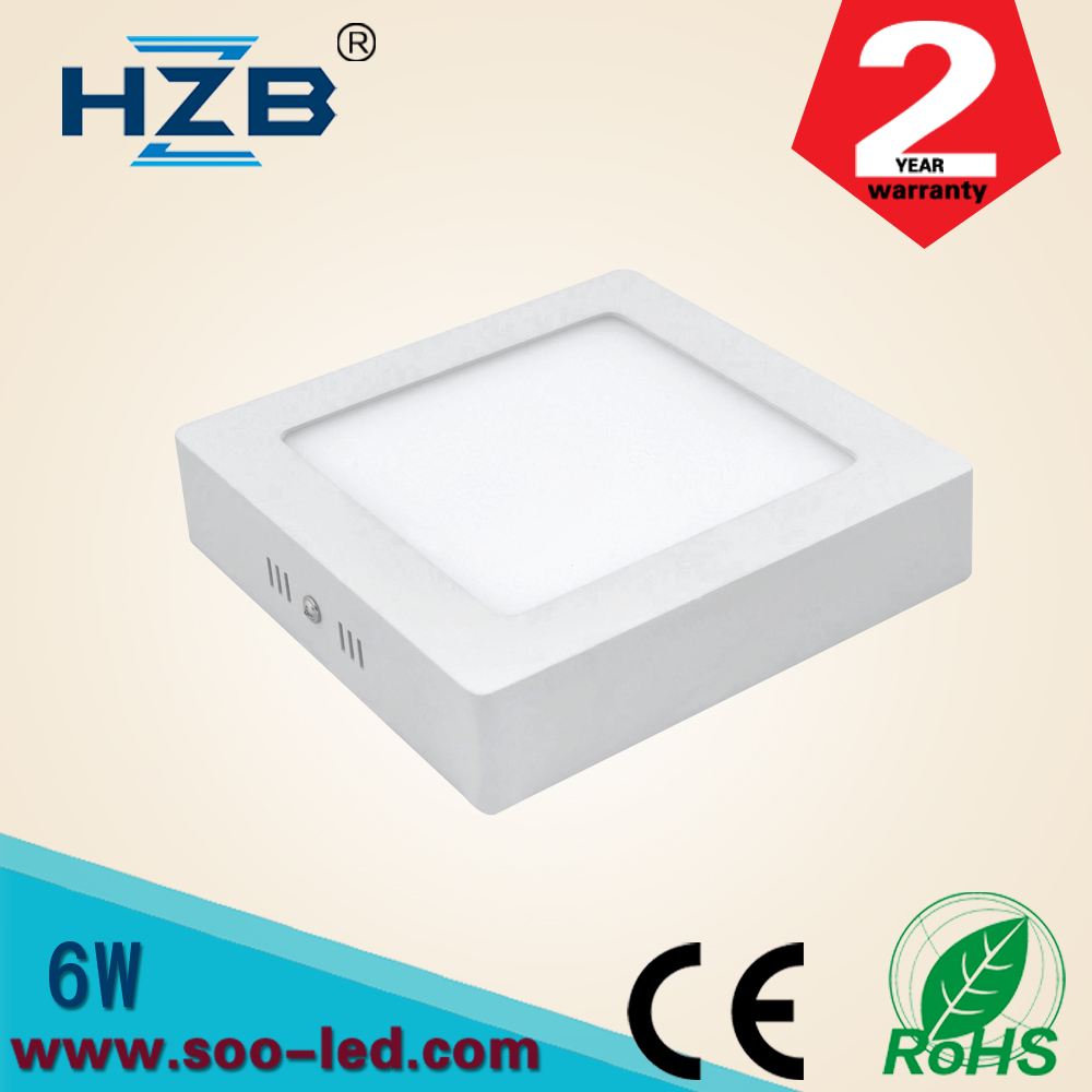 China BIS Led Panel Light Surface Mount Ultra-thin Led In Zhong Shan