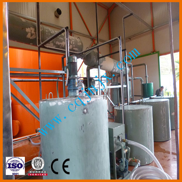 ZSA Waste Oil and Black Oil Reconditioned Factory