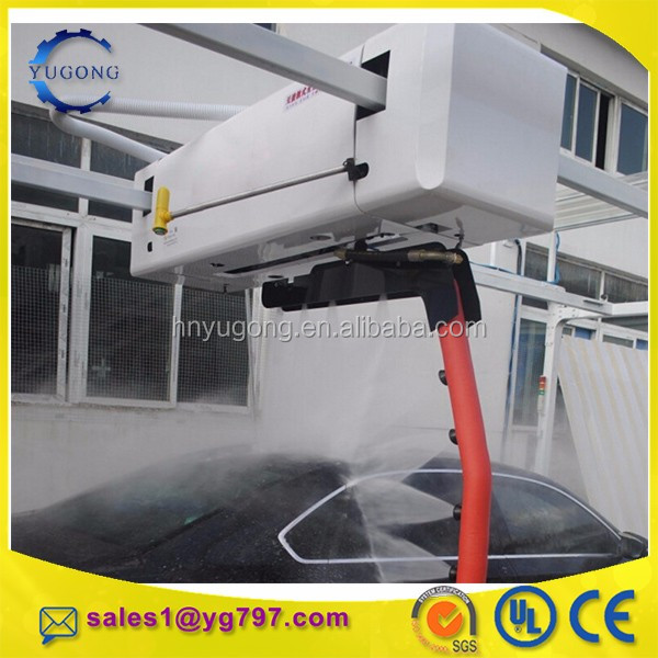 Chinese supplier touchless car wash equipment price