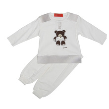 hot selling OEM Branded children baby pajamas clothing set