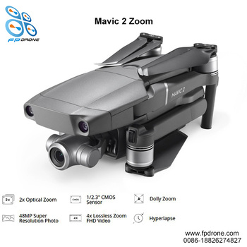 2018 newest arrival Mavic 2 Zoom drone with 2x Optical Zoom 4x Lossless Zoom drone with HD Video camera