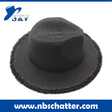 Wholesale Custom Hat and natural straw good quality new products panama hats