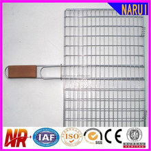 Factory direct ISO9001 stainless steel round & square barbecue Wire mesh