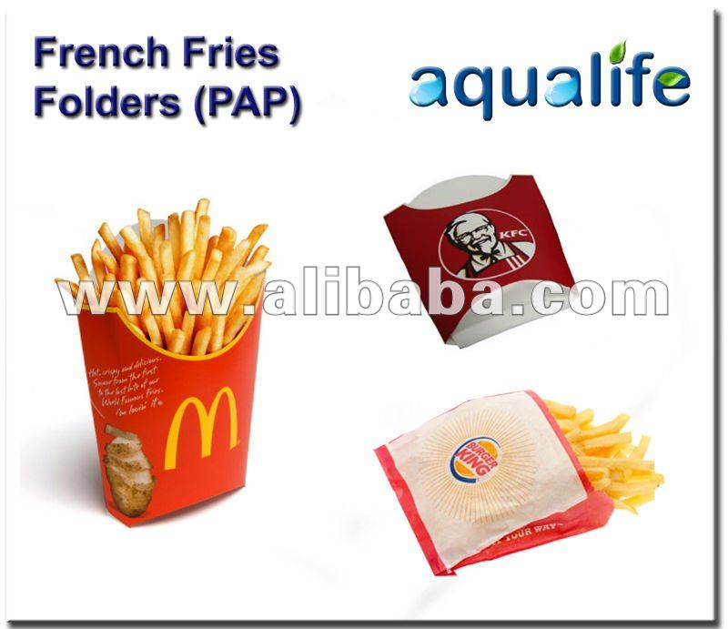 French Fries Folder
