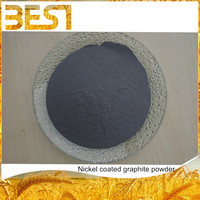 Best30G Hot Sale For Nickel Coated Graphite Powder With Free Sample For Testing