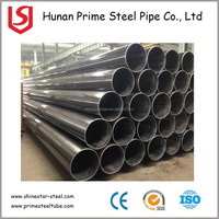 MS ERW BLACK SQUARE HOLLOW SECTION STEEL PIPE/TUBES(RHS/SHS)