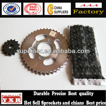 Carbon Steel 428 Motorcycle Sprocket Chain