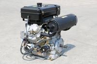 2 cylinder 18HP diesel engine to USA market