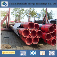 schedule 40 api 5l x 52 carbon oil steel pipes/tubing