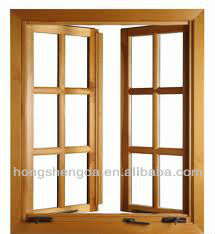 High quality pvc frame glass windows and doors made in China