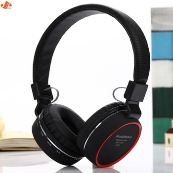 OEM Foldable BT Headphones Stereo Headsets Hands Free wireless headphone
