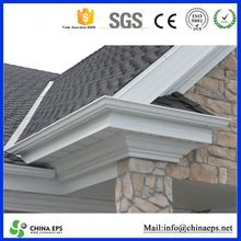 decorating material export products high density eps polyurethane crown cornice