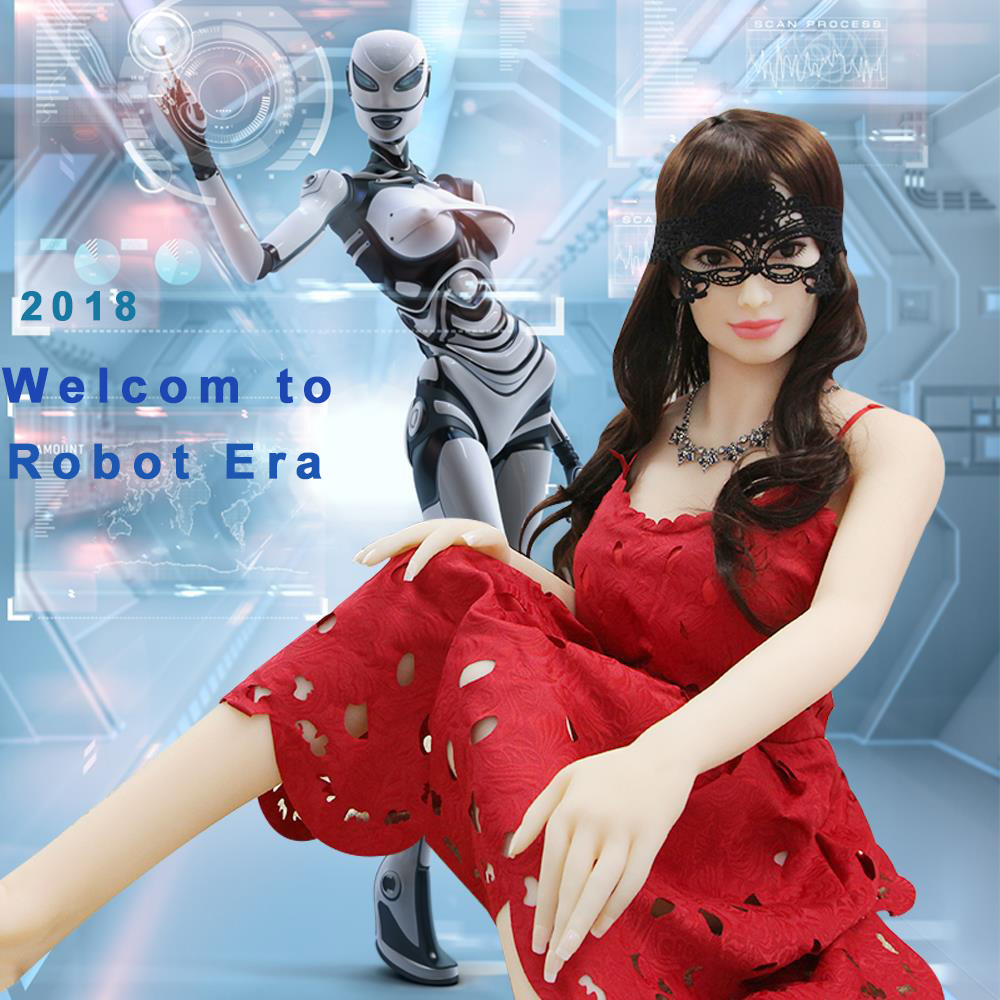 2018 New real sex doll robot Emma with talking function can replace of real  silicone sex doll and sex doll for men 29c31d3dd1