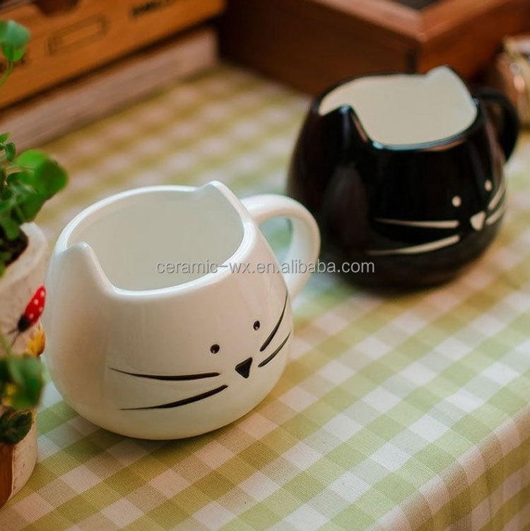 2017 creative gift tooth shaped tea mug cups