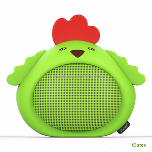 M816 Unique Rooster Waterproof Wireless Bluetooth Speaker for Computer
