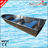 Aluminum Fishing Boat All Welded With