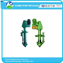 Low Price slag slurry submersible pump with low price