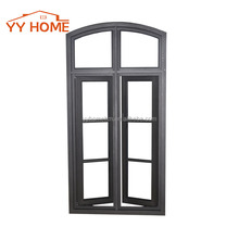 Factory direct price latest simple modern iron steel window grill design