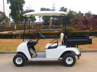 High quality cheap 2 wheel 4 seater mini electric golf cart for sale