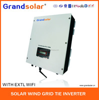 2KW SOLAR MPPT GRID TIE INVERTER WITH WIFI FOR SOLAR PROGRAM