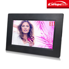 7 Inch lcd photo digital picture album frame with usb sd card