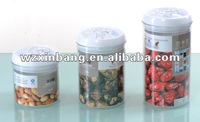 High Quality Round Airtight food Storage container