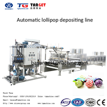 New products ball lollipop candy production line machine