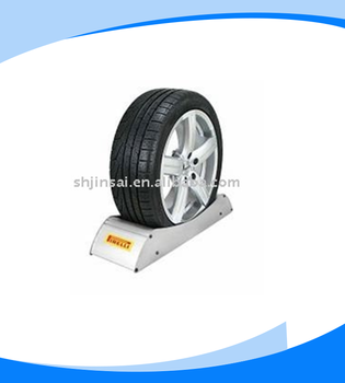 New Products On China Market Various Types Of Top Quality Metal Tire Rack For Display