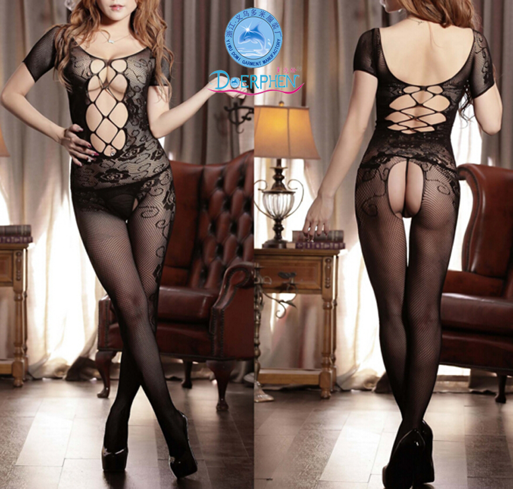 Domi Italy Bodysuits Hot Adult Girls Sexy Transparent Lingerie