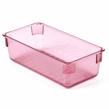 High quality cheap price clear plastic basket