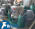 Top manual discharge liquid solids separation centrifuge,drum separator for sale of low price