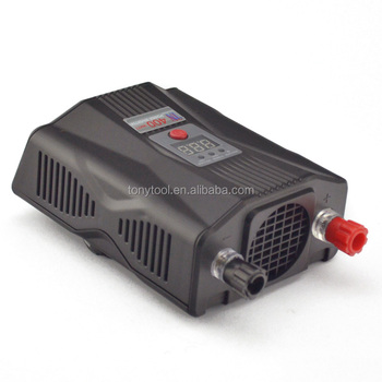 digital DC to AC Power Inverter 400W Car Power Inverter with dual USB Ports