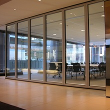 Aluminum Office Wall Partition, Office Partition Glass Walls, Glass Office Partition Wall