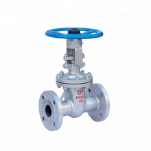 Customized ASTM A216 WCB Body ANSI Flanged Gate Valve with Prices