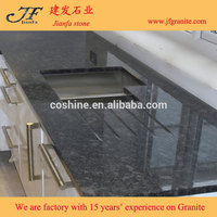 Polished granite countertop made in China