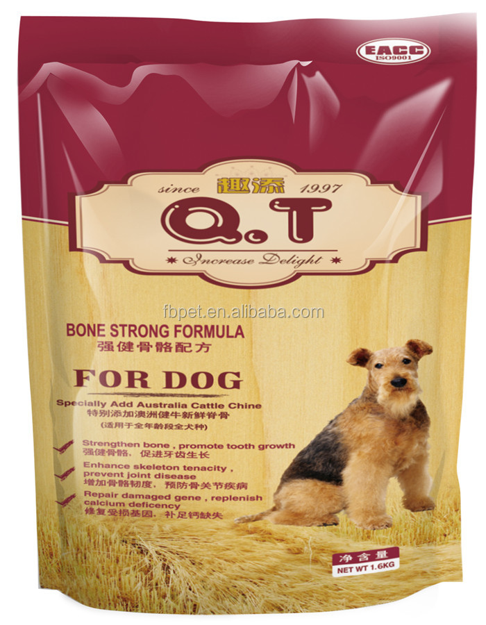 Super Premium Pet Food Dry Dog Food
