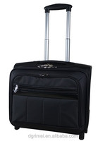 High Quality 16'' Laptop Trolley Case/Nylon Laptop Trolley Luggage