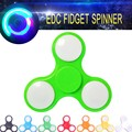 LED Hand Spinner With Gorgeous pattern For Rotation Time and Exercise finger flexibility