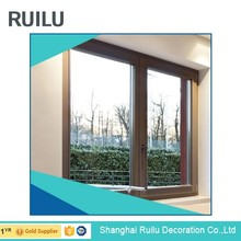 Australia standard double glazed aluminium window and door